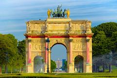 20170709_DSC_1051c (francklammens) Tags: carrousel arc arcdetriomphe paris obélisque louvre monument architecture