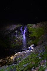 Waterfall (jlmm_morales) Tags: 14mm nikon d5100 cascada waterfall montaña montana verano summer viaje travel spain españa granada andalucia sierranevada