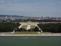 Schönbrunn_20 (Kurrat) Tags: wien vienna schönbrunn schloss schlos park austria österreich gloriette ausblick