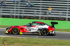 "Mercedes-AMG GT3 - Akka ASP #87 • <a style=""font-size:0.8em;"" href=""http://www.flickr.com/photos/144994865@N06/35690289605/"" target=""_blank"">View on Flickr</a>"