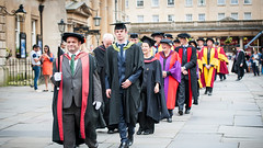 Ceremony 11 (University of Bath) Tags: abbey c11 ceremony11 degree degrees graduation hongrad honorarygraduate rogerwhorrod suewhorrod summer