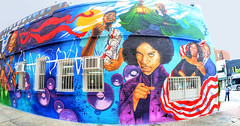 Ben's Chili Bowl (maj22443) Tags: mural prince ustreet obamas muhammadali