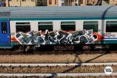 http://stolenstuff.it  Taze (stolenstuff) Tags: stolenstuff graffitiblog running check4stolen taze afs diretto graffiti graffititrain