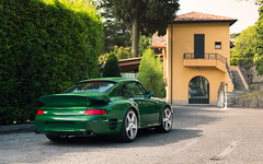 TurboR (Alex Penfold) Tags: porsche 993 turbor limited turbo ruf r supercars supercar super car cars autos alex penfold 2017 villa deste dark green