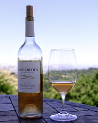 Paso Robles Lunch Stop (lennycarl08) Tags: calcareouswinery pasorobles centralcoast winecountry california rosé wine
