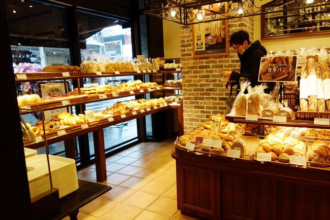 京都-進進堂麵包