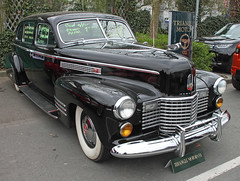 Imperial Sedan (Schwanzus_Longus) Tags: german germany us usa america american old classic vintage car vehicle techno classica essen caddy cadillac sedan saloon limo limousine imperial