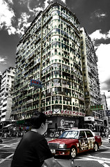 Everlasting Hong Kong (Jimmy J.H.) Tags: old photography travel travelphotography streetphotography street vintage hongkong selectivecolour bicycle building architecture architecturephotography streetarchitecture taxi culture story oldhongkong composition streetstyle ngc asia earthasia discoverasia documentary busy hustlebustle city urban urbanexploration