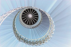Invert (tanyalinskey) Tags: upwards pov architecture inverted greenwich queenshouse tulipstaircase