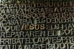 Sagrada Família (Maya Lucchitta) Tags: antonigaudí barcelona basílicaitempleexpiatoridelasagradafamília españa gaudi gaudí sagradafamilia sagradafamília spain door jesus