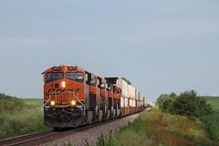 BNSF 6570 (CC 8039) Tags: bnsf trains es44ac ac44cw et44c4 milledgeville illinois