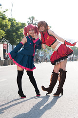 Oh Well (asiantango) Tags: animeexpo2017 california celebrationevent cloudy conlivestreet convention cosplaytype downtowncounty goldenhour item losangelescounty object out outdoor outdoors outside outsides vocaloid weather