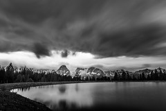 2017.06.04. Hinterstoder (Péter Cseke (mostly OFF until July 23)) Tags: formatt hitech firecrest nd d750 nikon nature landscape blackandwhite monochrome mono mountains austria alps alpine amazing scenic scenery beautiful outdoors europe hinterstoder sky clouds longexposure