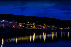 Sparkling Light Reflections (Brian Travelling) Tags: sparkling light reflections great cumbrae island isleofcumbrae firthofclyde riverclyde estuary clydecoast pentaxkr pentax pentaxdal