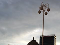 Trg bana Jelacica square, sky