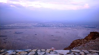Jebel Hafeet view