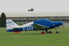 G-AXIA ~ 2017-06-11 @ EGBP (1) (www.EGBE.info) Tags: gaxia kembleairport egbp cotswoldinternationalairport aircraftpix planespotting generalaviation aircraftpictures airplanephotos airplane airplanepictures cvtwings aviation davelenton 11062017
