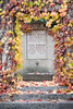 IMG_7879_web - Shedding leaves... (AlexDROP) Tags: 2011 vienna wien austria österreich canon5d ef247028l best iconic famous mustsee picturesque postcard travel leaf autumn graveyard color daytime cemetery tomb bokeh