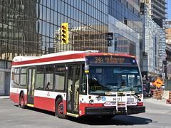 Toronto Transit Commission 8622 (YT   transport photography) Tags: ttc toronto transit commission nova bus lfs