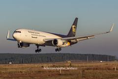 Boeing 767-300F (N305UP) (Daniel_Landucci) Tags: spotting aviação aeroportointernacionaldeviracopos boeing 767300f ups n305up