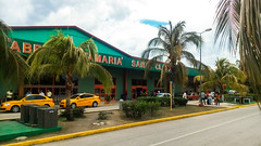The town's small terminal is about to get a mayor re-built! (lezumbalaberenjena) Tags: vuelo flight airport aeropuerto cuba santa clara villas villa 2017 summer verano abel santamaría