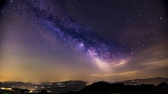 Our beautiful Milky Way!!! 🌌  4K timelapse will come soon too... 📷  #Timelapse #MilkyWay #4K #Sky #Night #Stars #Planets #Landscape #LongExposure #Astro #AstroPhotography #Astronomy #MilkyWayGalaxy #Nightscape #NightTime #Blue #Purple #Ai (studioocoma) Tags: nightshooters night purple astro stars milkyway studioocoma planets milkywaygalaxy astrophoto nightpix astronomy nightimages parma astrophotography meteor nightscape nightshooterz nightpics timelapse blue milkywaypics nighttime landscape longexposure italy 4k airplane satellites sky