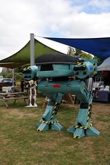 DSC_5400 (Thomas Cogley) Tags: scifi sci fi by sea herne bay kent thomas thomascogley cogley ed209 robocop robot