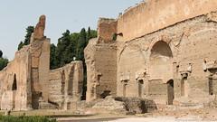 IMG_1518 (Waak'al) Tags: rome roma italia italie capitale ville urbs city thermes caracalla