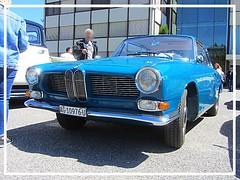 BMW 3200 CS, 1964 (Bertone) (v8dub) Tags: bmw 3200 cs 1964 bertone rare scarce schweiz suisse switzerland bleienbach german pkw voiture car wagen worldcars auto automobile automotive old oldtimer oldcar klassik classic collector