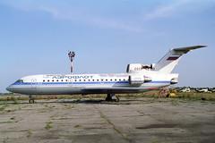 CCCP-42330 Yakovlev Yak-42 Aeroflot (pslg05896) Tags: ulv uwll ulyanovsk baratayevka russia cccp42330 yakovlev yak42 aeroflot