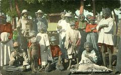 North Coolgardie aborigines, W.A.  -  1908 (Aussie~mobs) Tags: westernaustralia aborigine native indigenous vintage australia aussiemobs