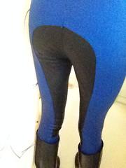 IMG_0269 (ridingandrainwear) Tags: ridingpants ridinggear riding ridingboots fullseatbreeches breeches fullseatridingpants ridingwear reithose vollbesatzreithose reithosenfetisch fetish tight skintight extremely rubberboots rubberridingboots reitstiefel gummi gummistiefel gummireitstiefel reiten wet shower water