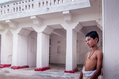 SitarambagTempleHyd_032 (SaurabhChatterjee) Tags: hinduceremony httpsiaphotographyin puja rama rangoli rituals saurabhchatterjee siaphotography sitarambag sitarambaghtemple