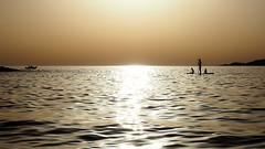 The Robinsons (VinZo0) Tags: mer sea robinson sun sunset soleil couché marseille massilia mediterranée silhouette vague wave gold colors couleurs black shadow exterieur people gens