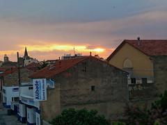 Aubade (p.franche malade - sick) Tags: europe pfranche pascalfranche sun dawn créouscule soleil bagnolssurcèze occitanie cloud nuages coucherdesoleil city ville toits