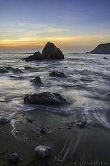 Puerto de la Soledad0010 (KANPAZ) Tags: water cantabria cantabriainfinita cantabrico costa colors calma cielos color laredo landscape orange bleu