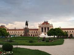King Tomislav Square park