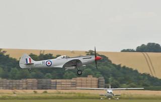 Spitfire lift off