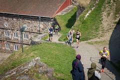 IMG_2960 (Grenserittet) Tags: festning halden jogging løp