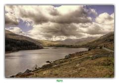 LLYN MYMBYR (régisa) Tags: llyn lac lake mymbyr dyffryn capelcurig wales galles cymru snowdonia juliannabarwick gwynedd