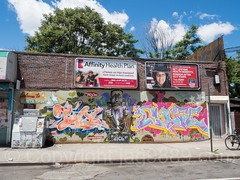 """Welcome to Hunts Point"" Mural, Bronx, New York City (jag9889) Tags: 2017 20170603 ad advertisement advertising allamericacity architecture bravest bronx building fdny firedepartment firedepartmentofthecityofnewyork firefighter firstresponder graffiti house huntspoint mural ny nyc newyork newyorkcity newyorkcityfiredepartment newyorksbravest outdoor painting recruitment signboard southbronx streetart tagging tatscru thebronx usa unitedstates unitedstatesofamerica wall welcome jag9889"