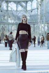 Nadia - 2/5 (Pogdorica) Tags: modelo sesion retrato posado chica nadia parque retiro palacio cristal