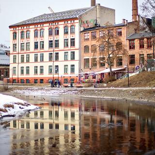 Oslo Riverside