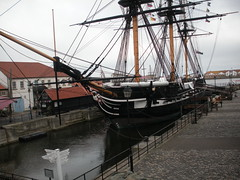 DSCN0567 (g0cqk) Tags: hartlepool ts240xz trincomalee royalnavy ledaclass frigate museum