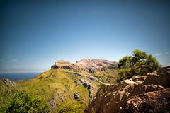 Mallorca (Pe Wi ...off on Holiday...Lago di Ledro/ Trentino ) Tags: mallorca natur landscape viewpoint langzeitbelichtung vignettedurchndfilter urlaub 25mm