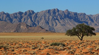 Desert amd Mountains - Namibia (2)