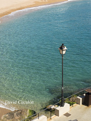 streetlight (David Cucalón) Tags: davidcucalon cucalon streetlight farola summer sea seascape beach playa water agua
