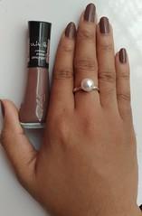 Vult meio amargo,aquela cor indispensável ♡ (Queen the Vampire) Tags: esmalte clubedoesmalte nails unhas unhabonita viciadaemesmalte nailpolish vult