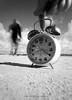 Tempus fugit ... (Anne-Françoise LAURANS) Tags: la fuite du temps tempus fugit noir et blanc black white pose longue