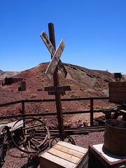 P5280607 (photos-by-sherm) Tags: calico ghost town san bernadino california ca desert mining mines history saloons gunfight museum spring